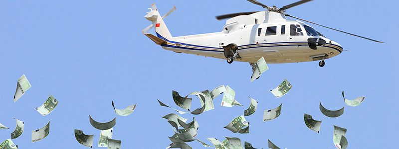 Il Mito dell'Helicopter Money