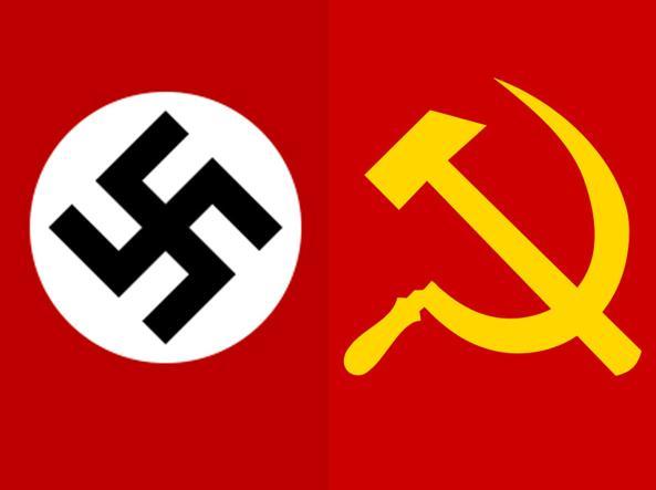 comunismo e nazismo
