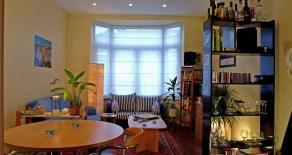 Volledig gerenoveerd appartement, 1slpk, wandelafstand van Sint-Pietersstation (Ref:59)