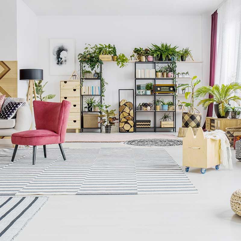 ideen fur flur und wohnzimmer