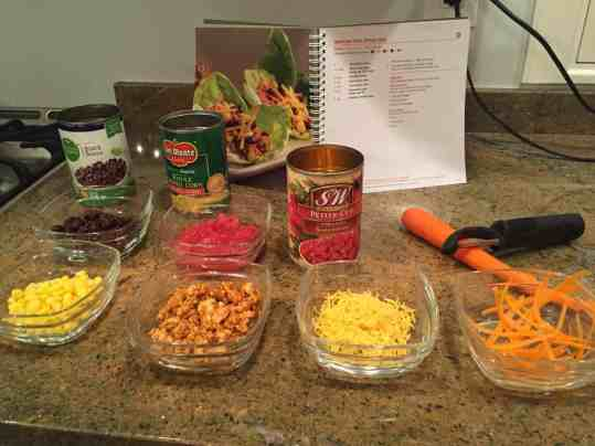 Simple, easy ingredients.