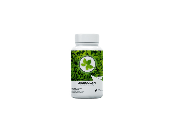 Jiaogulan Capsules – The Immortality Herb