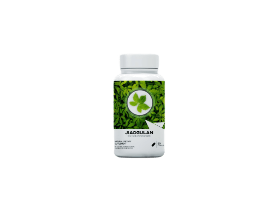 Jiaogulan Capsules - The Immortality Herb