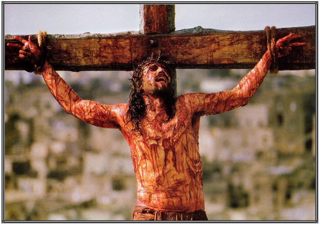 Jésus Christ_passion_movie_cross