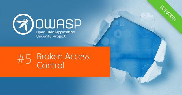 OWASP Top 10: Broken Access Control Security Vulnerability Practical Overview