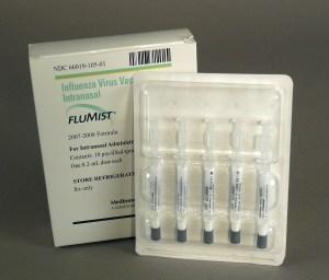 FluMist Flu Vaccine