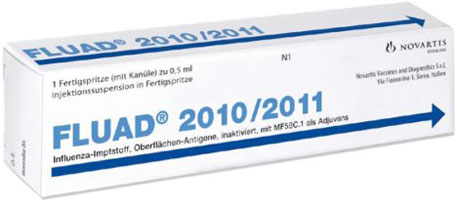 Fluad High-Dose Vaccine for Influenza