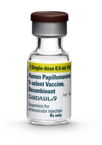 Picture of Gardasil 9 HPV Vaccine Vial