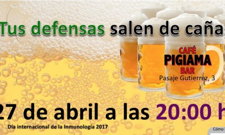 Tus defensas salen de cañas – 2017