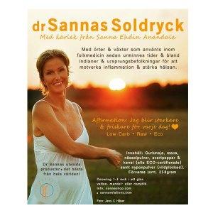 Sannas Soldryck