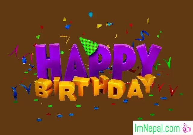 999 Happy Birthday Wishes Messages Status For Facebook Friends