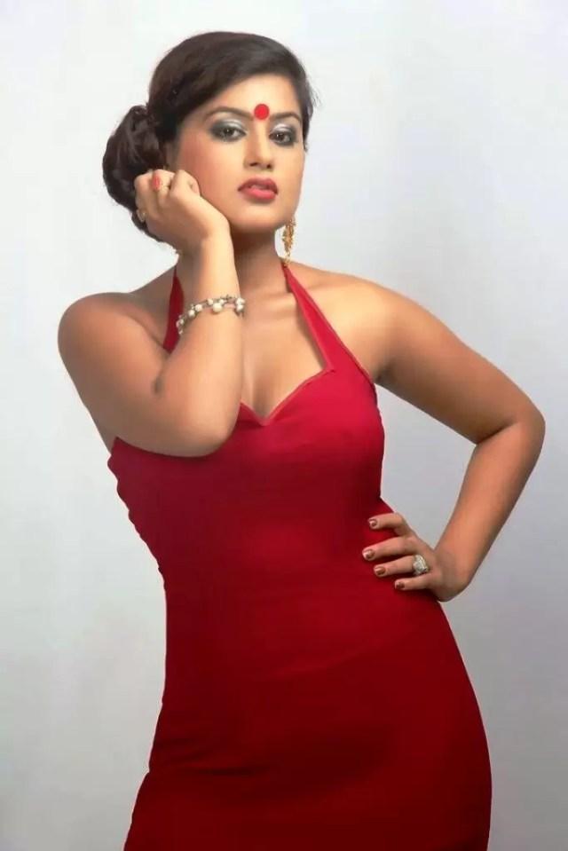 Shilpa Pokhrel Nepali Beautiful Actress Model Girl