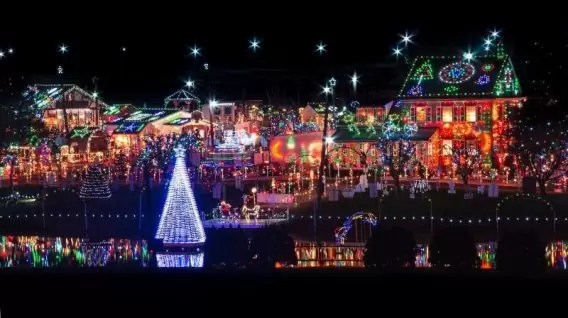 christmas lights usa # 93