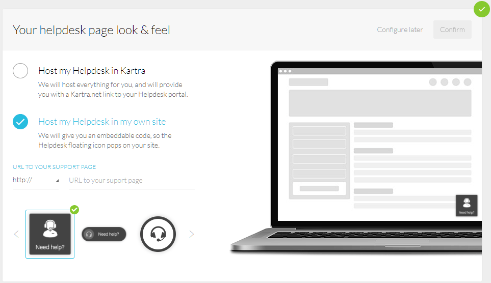 website unlimited helpdesks