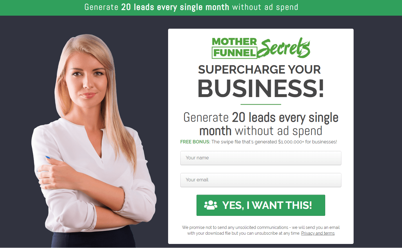 clickfunnels with emails