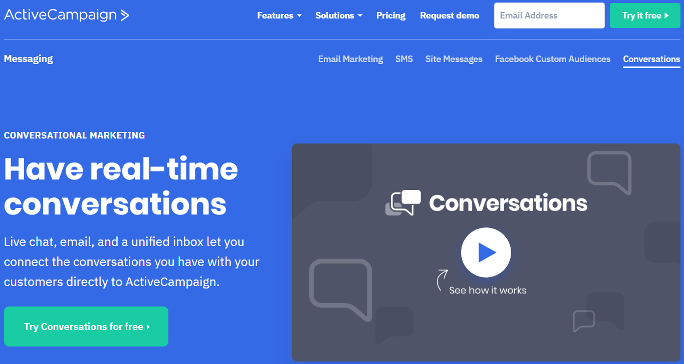 how much does activecampaign cost per month