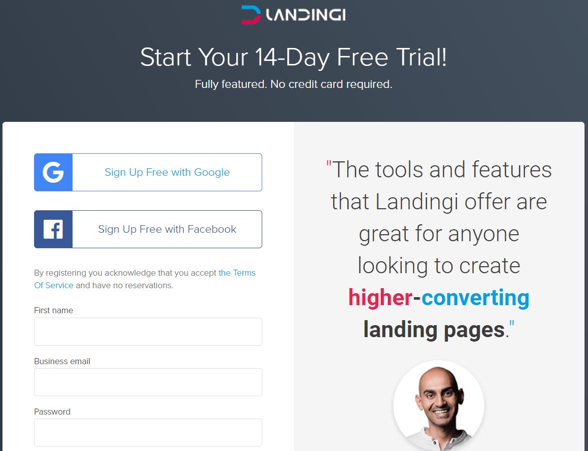 landingi discount