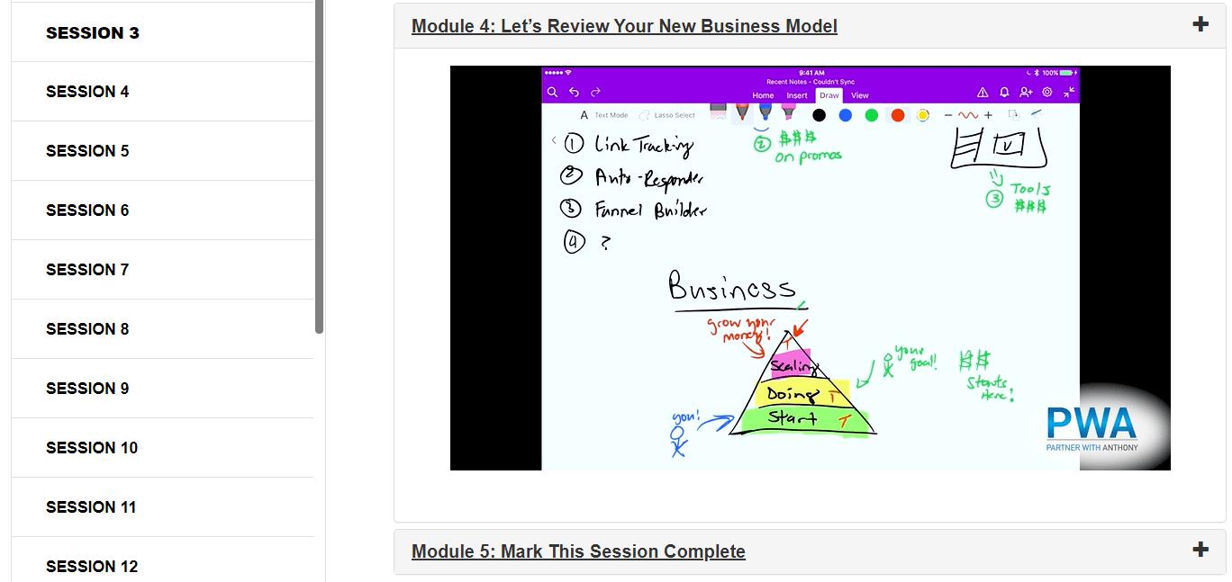 digital marketing business program