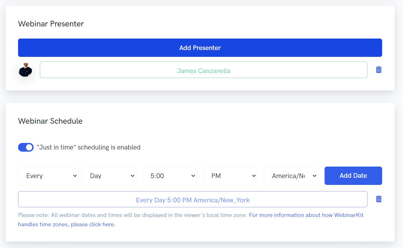affiliate autowebinar funnels