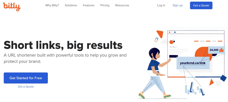 bitly website