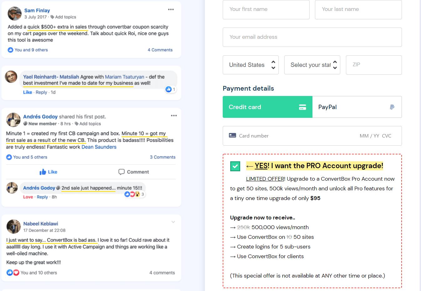 convertbox discount code