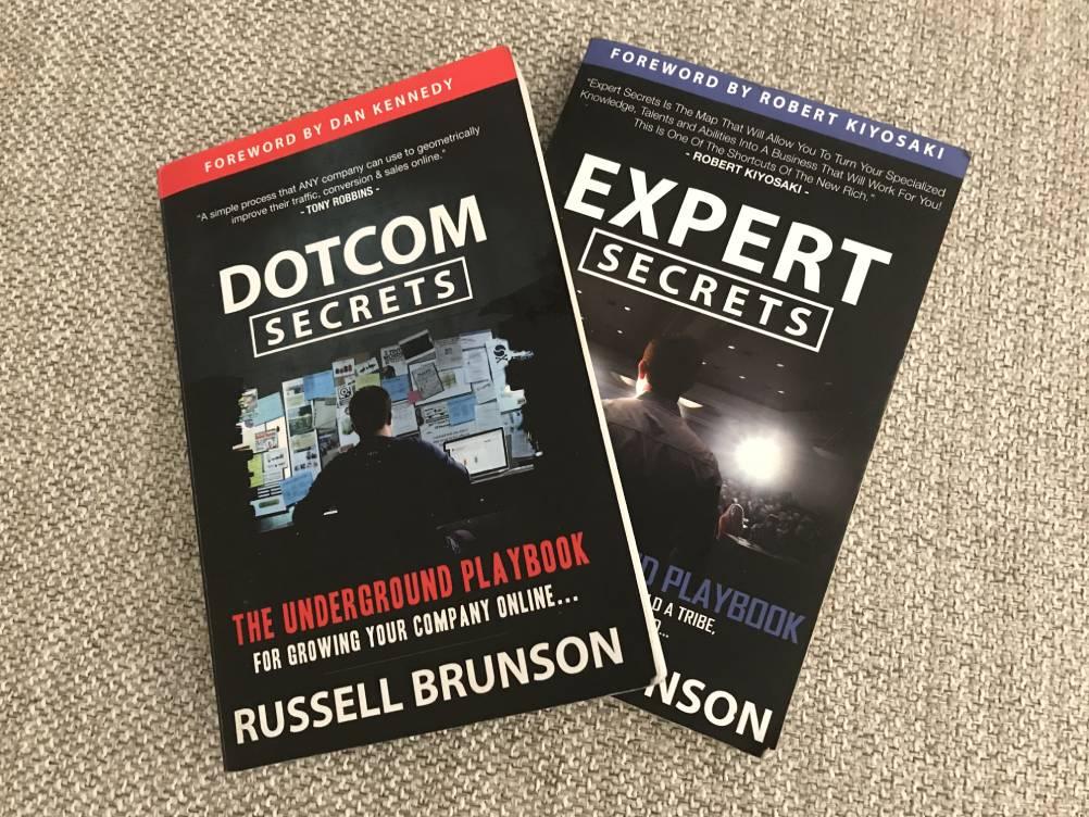 dotcom secrets vs expert secrets