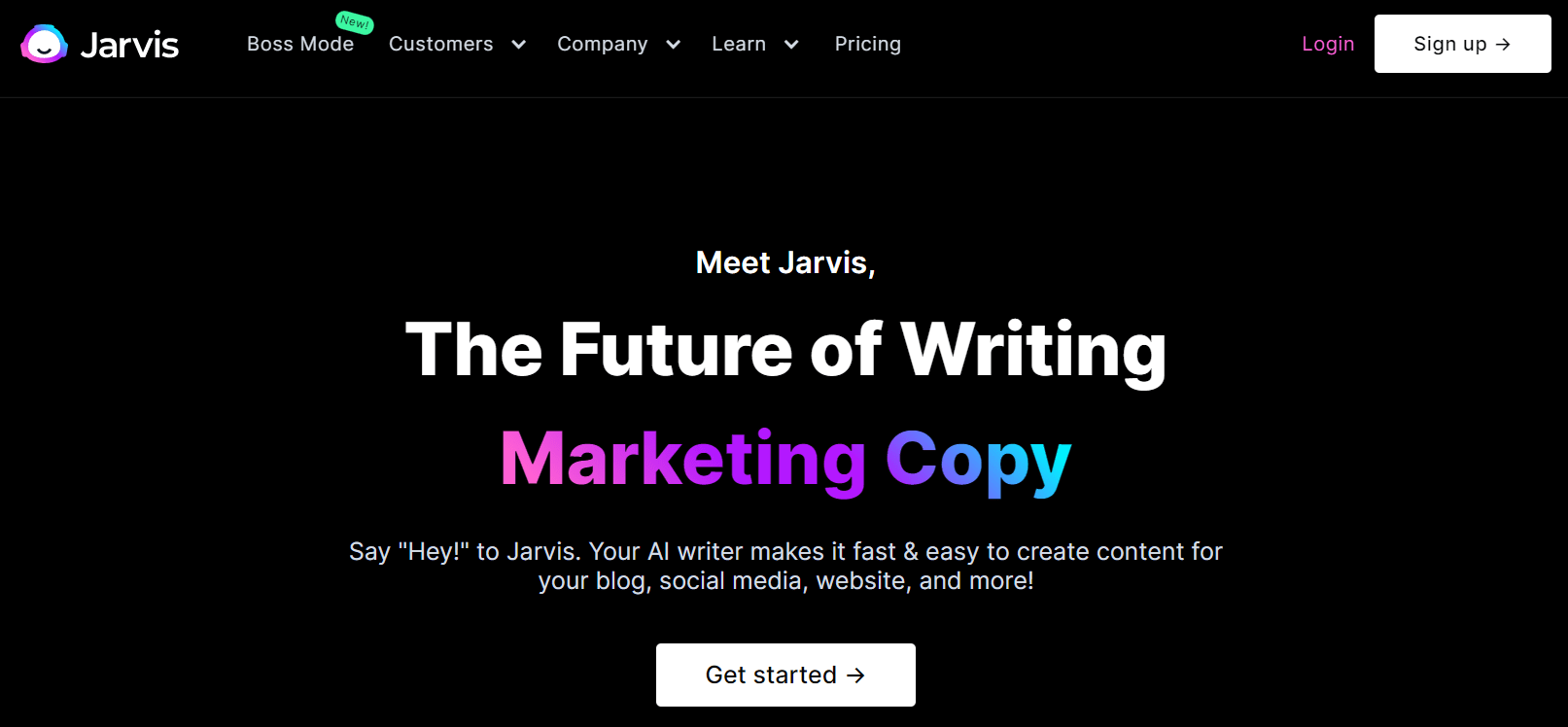 jarvis examples