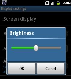Improve battery life of Samsung galaxy y