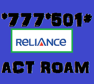 Reliance free roaming plans Activation for 1 day and monthly