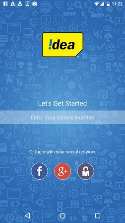 Get upto 1 GB free Idea Internet for only 1 Rupees 1