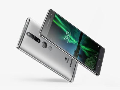"Lenovo Phab 2 Pro ""Tango"" smartphone, Lenovo Phab 2 and Lenovo Phab 2"