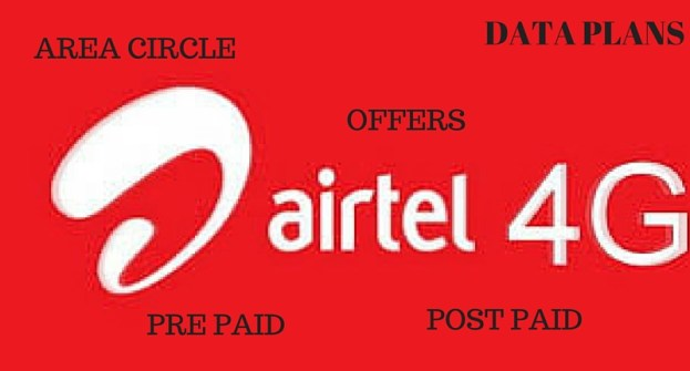 Airtel 4G – Ussd Codes, Circle Area, Data Plans, Offers