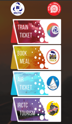 IRCTC Connect App - Online General Ticket Booking