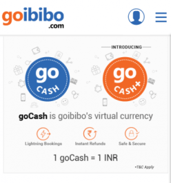 Earn Money using Goibibo App - Connect - Earn