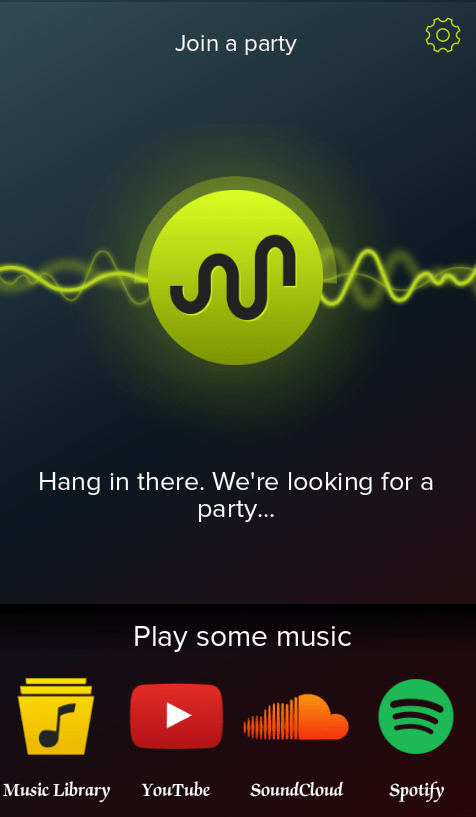 How to use AmpMe App to play music louder – Host the Party – Join the party