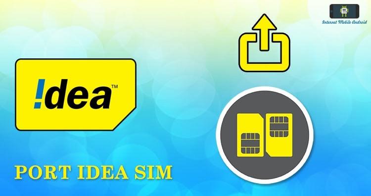Port Idea to Jio, Airtel, BSNL, Vodafone, Aircel, Tata Docomo