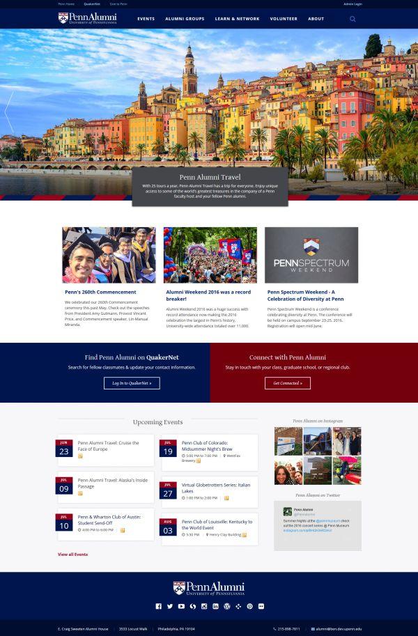 Imodules Website University Of Pennsylvania