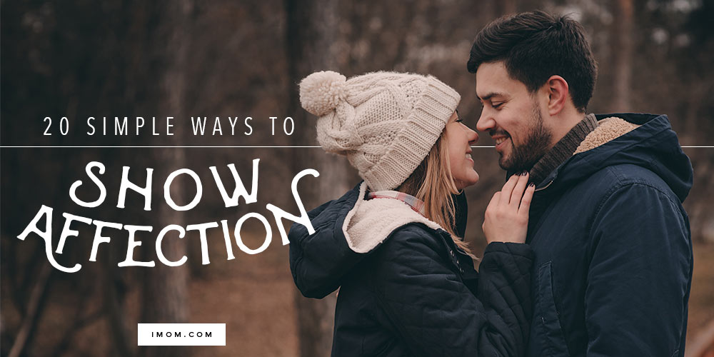 20 simple ways show affection marriage imom, coloring pages about love