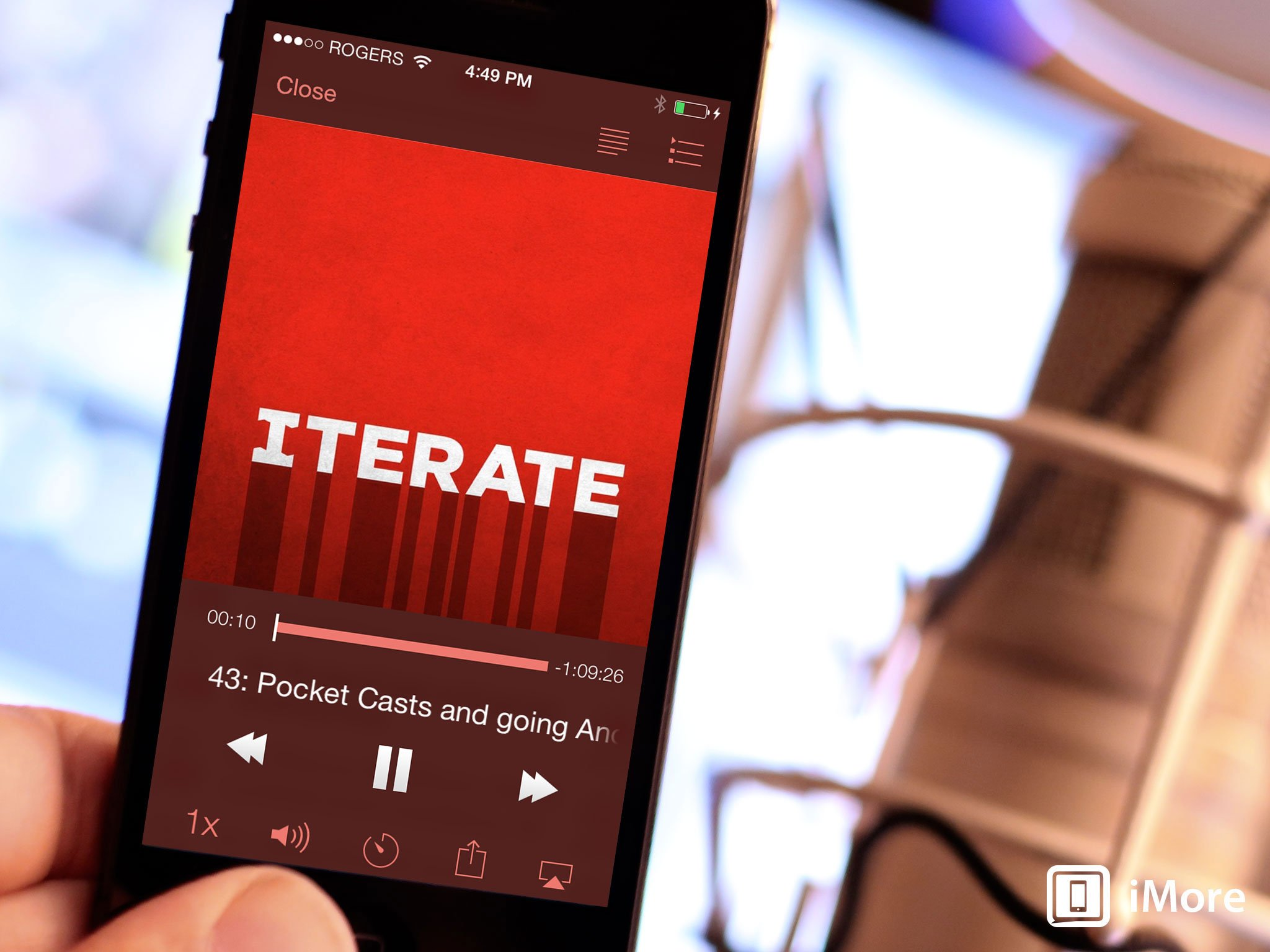 Iterate 56: Barnard, Kelsh, and Maheux on shipping iOS 7 apps