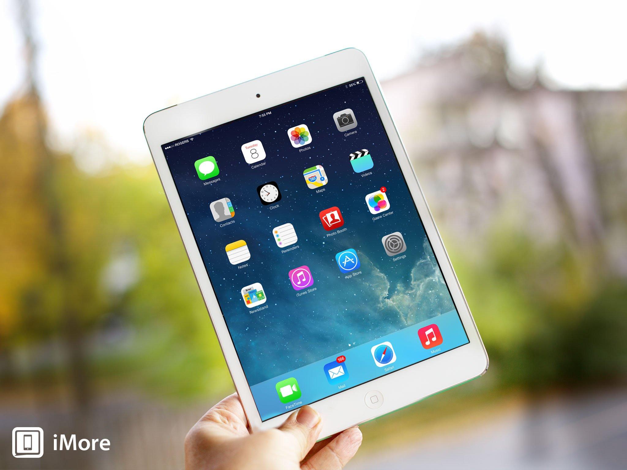 Imagining iPad 5: Lighter, thinner design