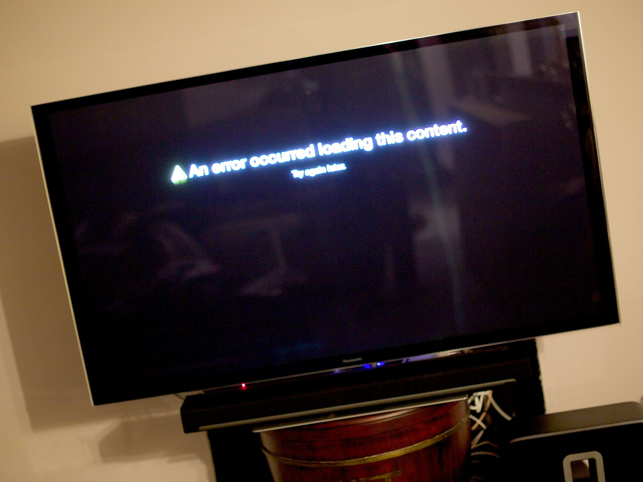 Netflix on Apple TV throwing up the dreaded 'An error occurred loading this content'? Here's how to fix it!