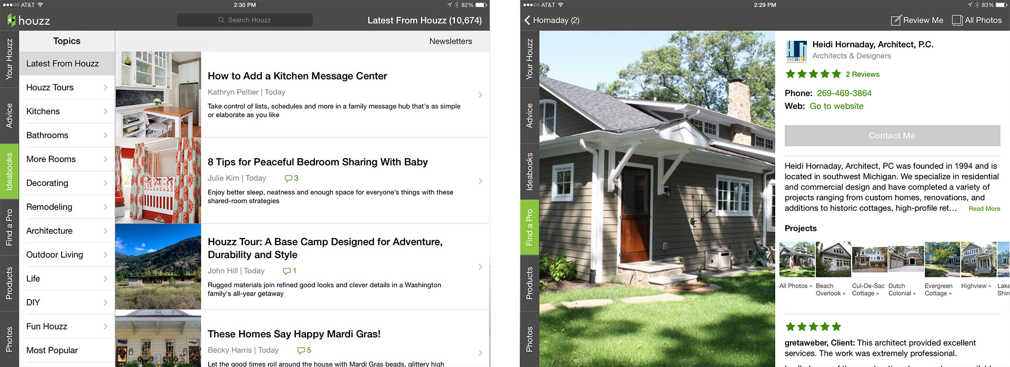 Best home design and improvement apps for iPad: Houzz