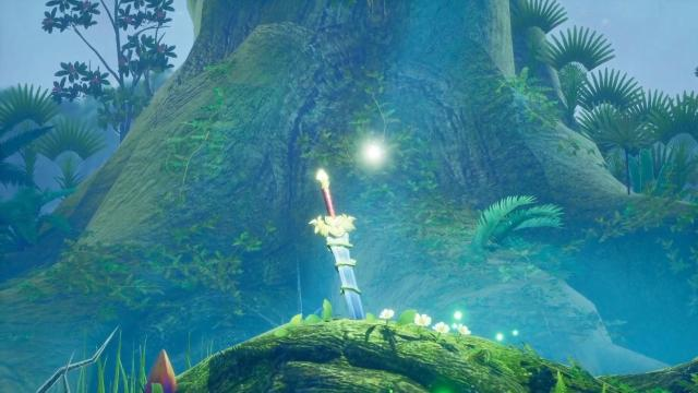 Trials of Mana, Sword of Mana