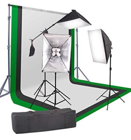 best photography lighting kits in 2021