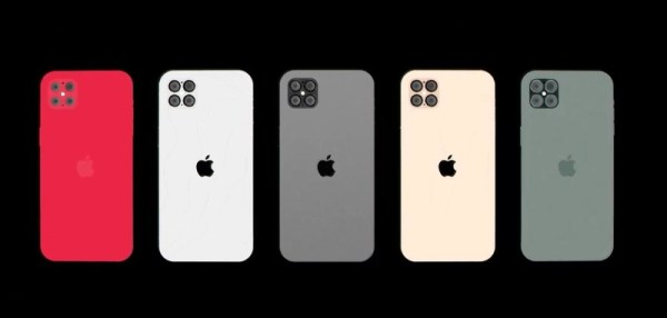 Is this what iPhone 12 Pro will look like?