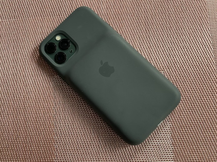 Apple Smart Battery Case For Iphone 11 Pro Review Snap Away With Juice For Days Imore