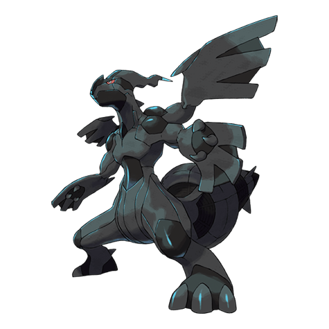 Pokemon 644 Zekrom