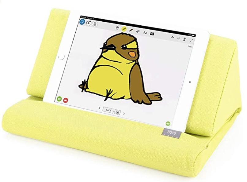 best pillow stands for your ipad in
