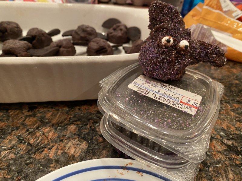 Bat Truffle