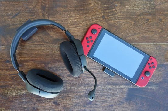 Nintendo Switch should support voice chat